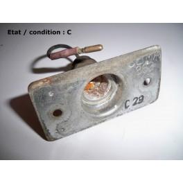 Licence plate light bulbholder SEIMA 862