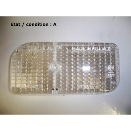 Left indicator front light lens CIBIE 2076A