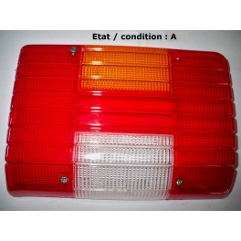 Left taillight lens QUILLERY 26531