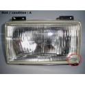 Right headlight H4 SIEM 14270