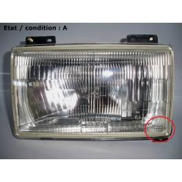Right headlight H4 SIEM 14270 (left hand traffic)