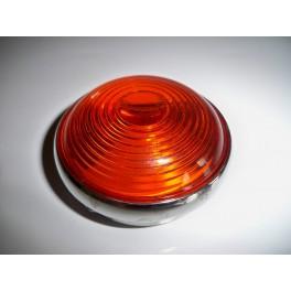 Cabochon feu clignotant orange SEV MARCHAL 11587A
