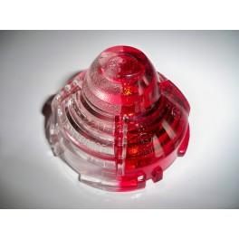 Cabochon feu gabarit cristal rouge SEV MARCHAL 220