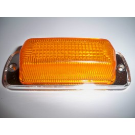 Orange clearance light indicator SEIMA 3043