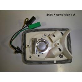 Left number plate and reversing light bulb holder SEIMA 40300