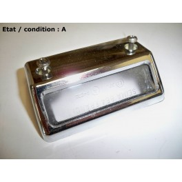Licence plate light lens SEIMA 864 (chromed)