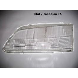 Left headlight glass H4 VALEO