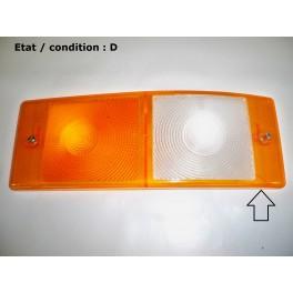 Front light indicator lens VIGNAL LYON C270A