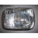 Left headlight SIEM 13620