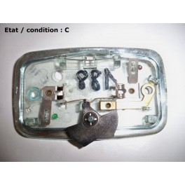 Dome light bulbholder SEIMA 713 (transparent)