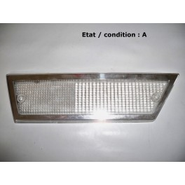 Right indicator front light lens AXO 3018