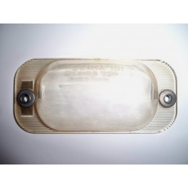 Licence plate light lens SEIMA 181