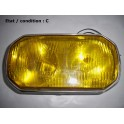 Headlight surround (metal)