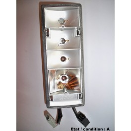 Taillight lampholder FRANKANI (2 electrical wirings)
