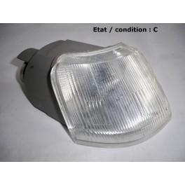 Right indicator light lens AXO 19.86
