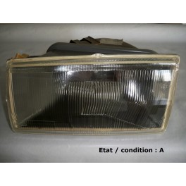 Left headlight European Code CIBIE 480465