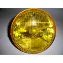 Headlight low beam H1 HELLA 128267-01