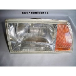 Left headlight European code CIBIE 480255