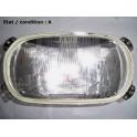 Right headlight H4 SEV MARCHAL 67407973