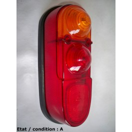 Left taillight lens YORKA