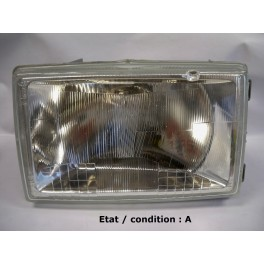 Left headlight H4 CIBIE 480555