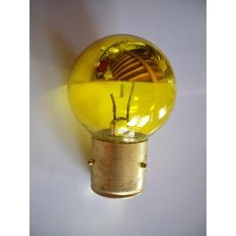 Bulb 6V 45W BA21s Silvering