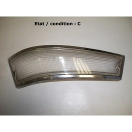 Left front light indicator lens SR K13347
