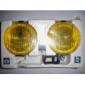 Kit phares anti-brouillard complet 12V ZED Etoile 500