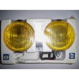 Complete foglights kit ZED Etoile 500