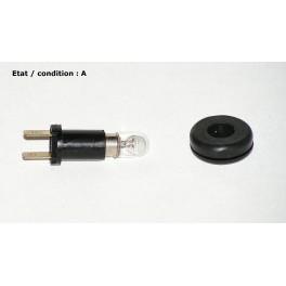 Kit side light bulbholder 6V BA9s