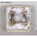 Left headlight European code CIBIE 460107