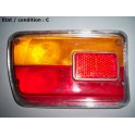 Left taillight lens CARELLO 12.361.717