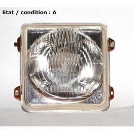 Right headlight H4 CIBIE 460124