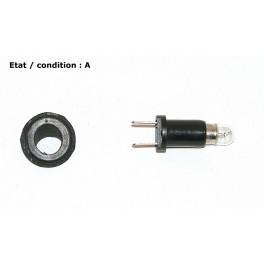 Kit side light bulbholder 12V BA9s LUCAS L132019