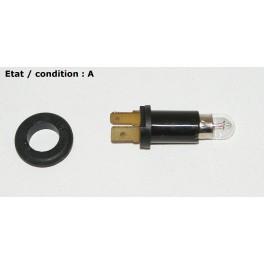 Kit side light bulbholder 12V BA9s SEV MARCHAL 61945003