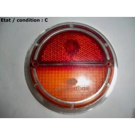 Taillight lens HELLA K33253