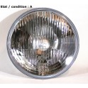Headlight European code CARELLO 07.658.700 / 75AG13K005AA