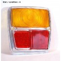 Left taillight lens PV 1048 S