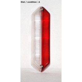 Red / cristal clearance light lens SEIMA 3021
