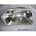 Left headlight European Code Equilux SEV MARCHAL 61232803G