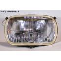 Headlight European Code + H1 Amplilux SEV MARCHAL 61284303