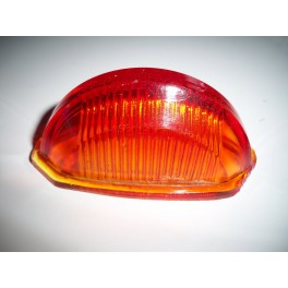 "Red rear light ""demi-lune"" HARPON"