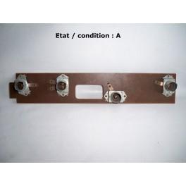 Left taillight bulbholder SEIMA 20757001 (4 functions)