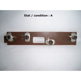 Porte-lampes feu arrière gauche SEIMA 20757001 (4 fonctions)