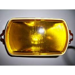 """Phare longue portée jaune """"Iode 95"""" H2 CIBIE 450152"""