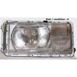 Left headlight H4 + H3 BOSCH 0301056107