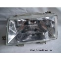 Left headlight European dip main CIBIE 67506579