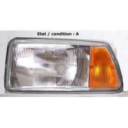 Left headlight H4 SEIMA 19040