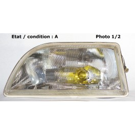 "Left headlight european code Iode ""Kangourou"" CIBIE 480115"