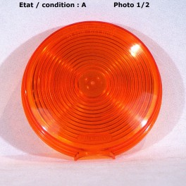 Front indicator lens Rondo GELBON 51208